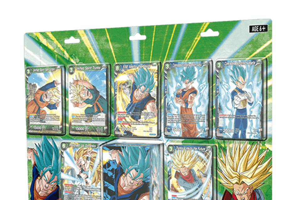 >Expansion Deck Box 01: Mighty Heroes - Dragon Ball Super CCG