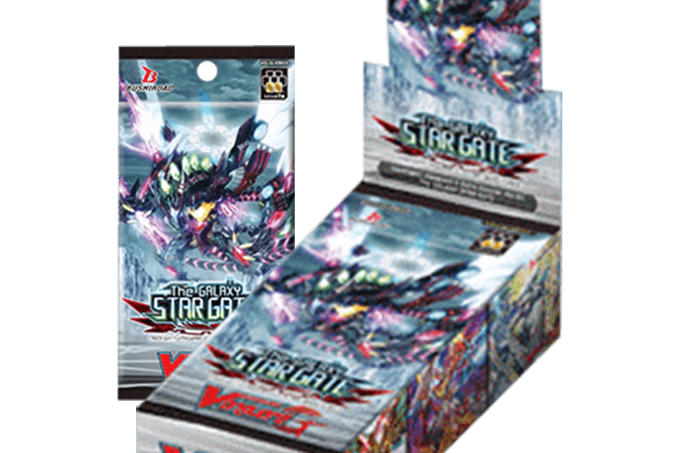 The GALAXY STAR GATE - Cardfight Vanguard!