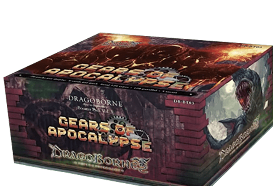 Gears of Apocalypse - Dragoborne