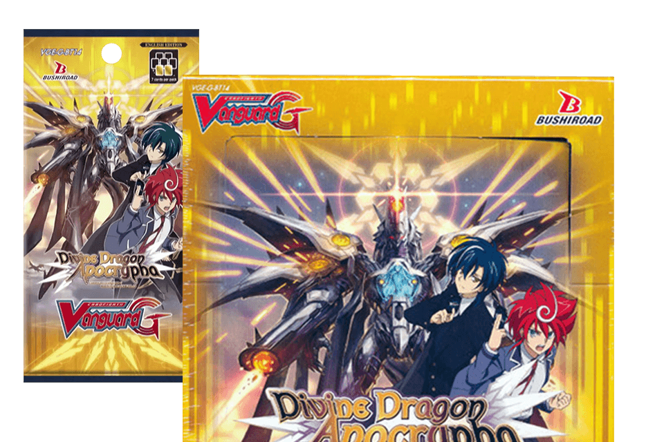 Divine Dragon Apocrypha - Cardfight Vanguard!
