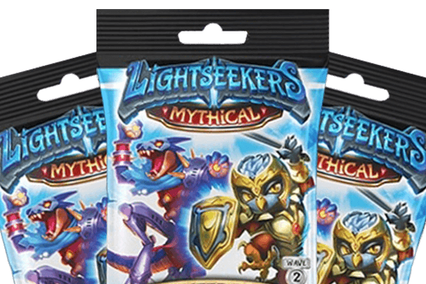 Mythical - Lightseekers