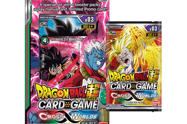 Cross Worlds - Dragon Ball Super CCG