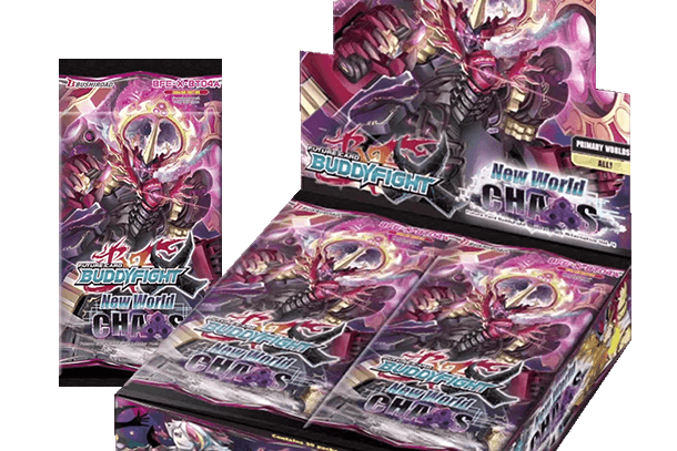 New World Chaos - Future Card Buddyfight
