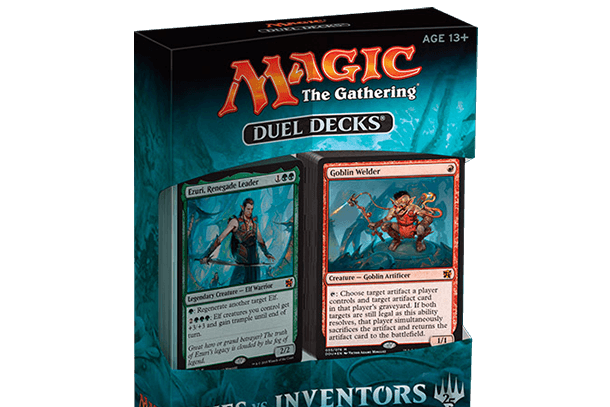 Duel Decks: Elves vs. Inventors - Magic