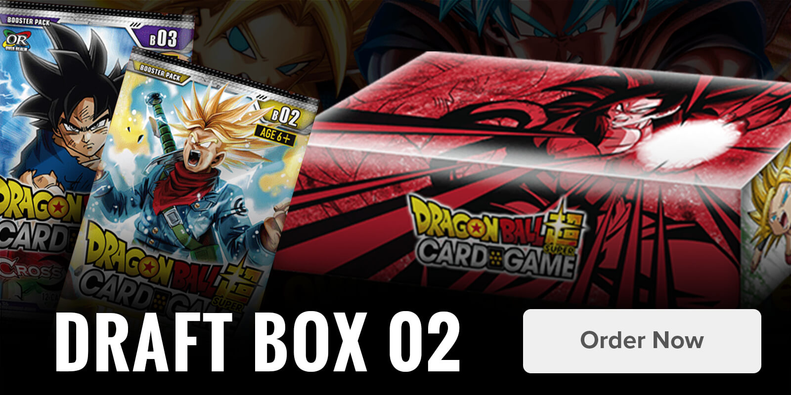 Dragonball Super Draft Box 02