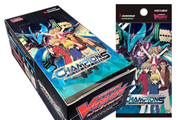 V-EB02: Champions of the Asia Circuit - Cardfight!! Vanguard