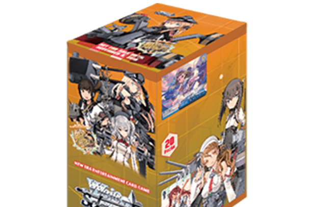 KanColle: Arrival! Reinforcement Fleets from Europe - Weiss Schwarz