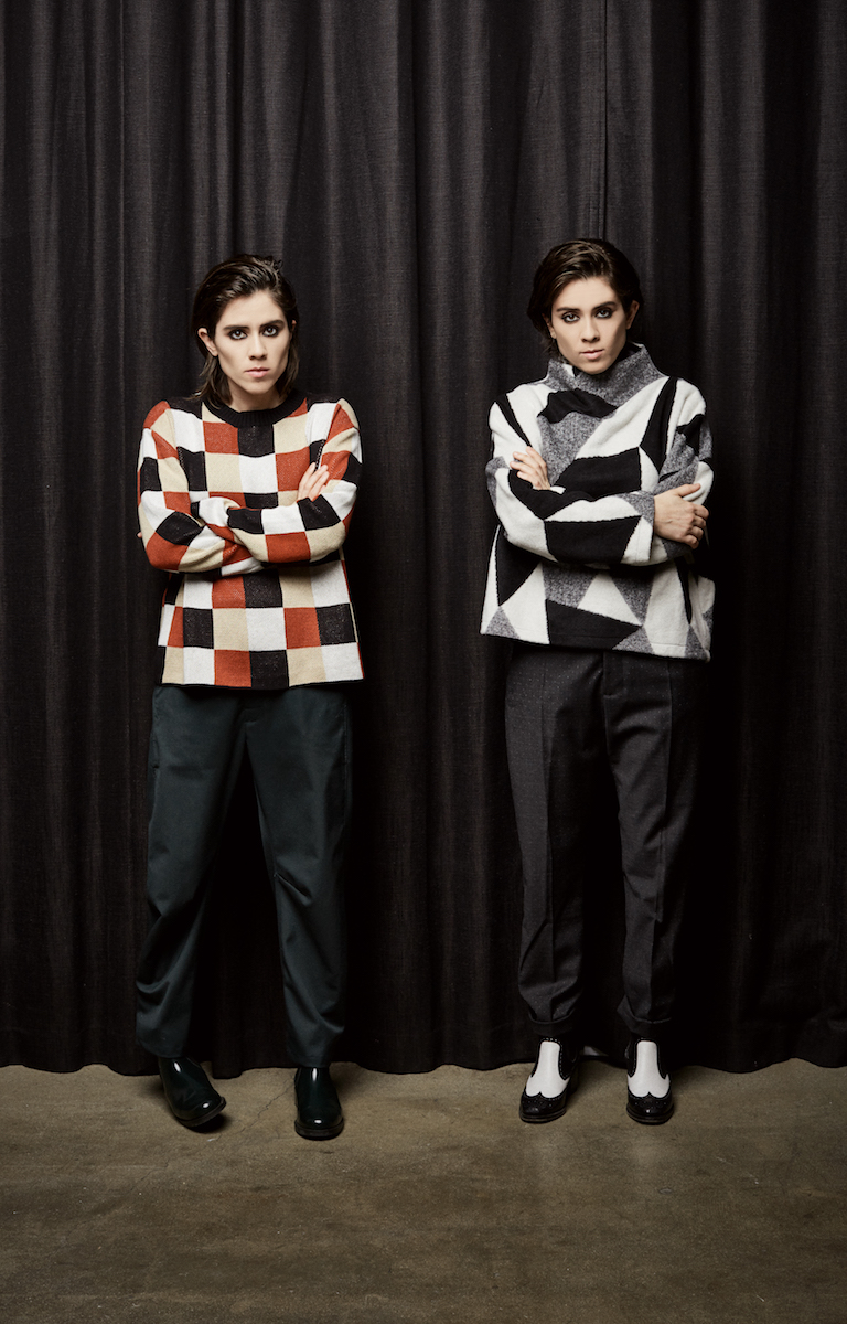 Tegan And Sara On Being Honest With Your Collaborator