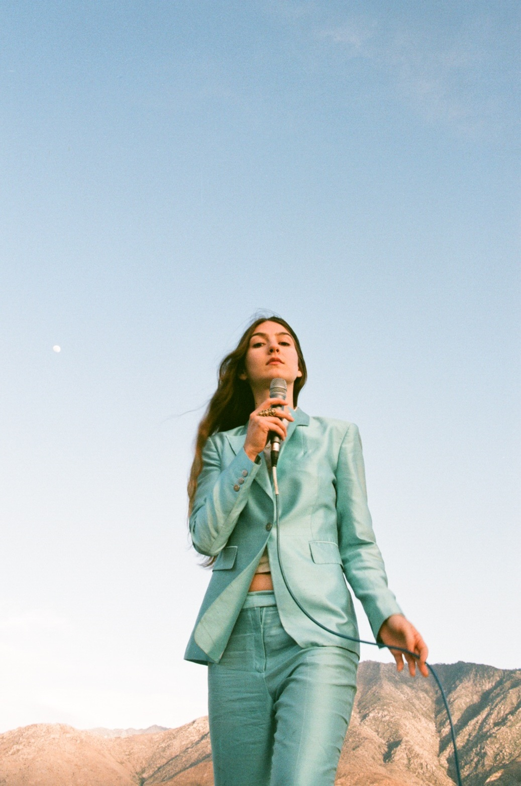 Weyes blood on the difficulty of making work that is distinctly your weyes blood malvernweather