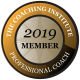 2019 Professional Coach Member Badge Transparent Background