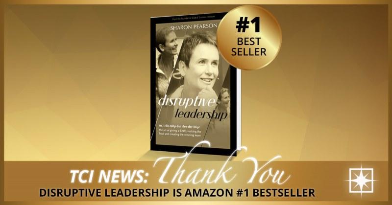 Disruptive Leadership Amazon #1 Bestseller