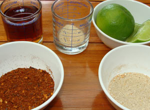 BBQ-Sauce-Isaan-ingredients