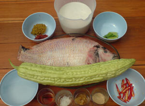 Fish-Green-Curry-Ingredients