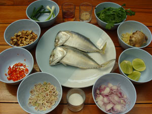 Fish-Salad-Ingredients