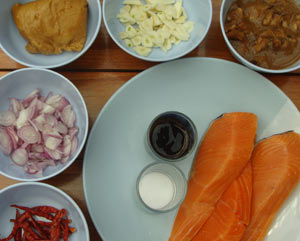Fried-Salmon-Ingredients