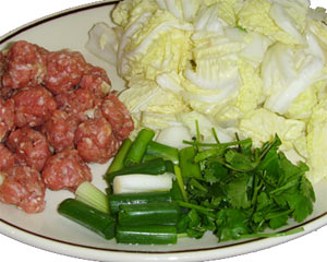 Lettuce-Pork-Soup-Ingredients