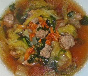Lettuce-Pork-Soup-Recipe