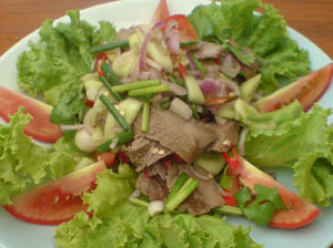 Spicy-Beef-Salad-Recipe
