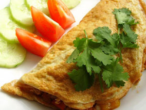 Stuffed-Omelette-Recipe