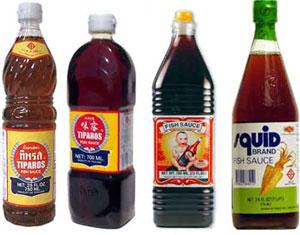 Thai food wiki for Thai fish sauce