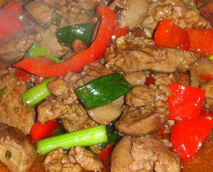 chicken-liver-sweet-chilli-recipe