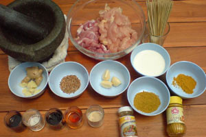 chicken-satay-ingredients