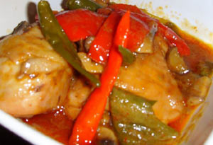dry-chicken-red-curry-recipe