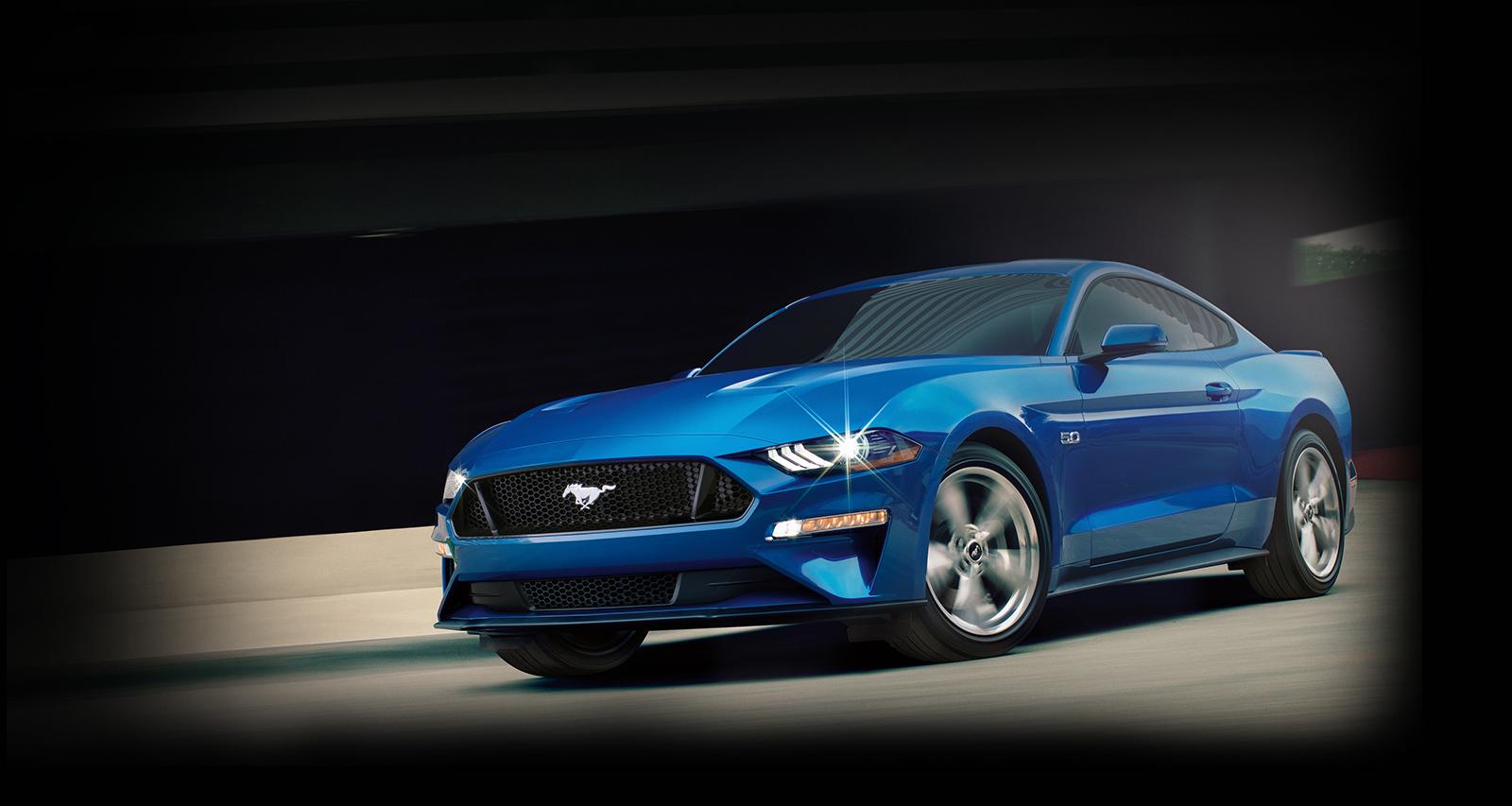 Nascar Mustang Giveaway