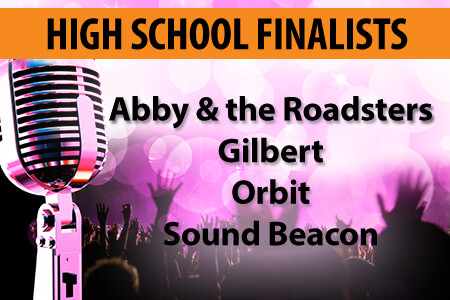 High School Finalists