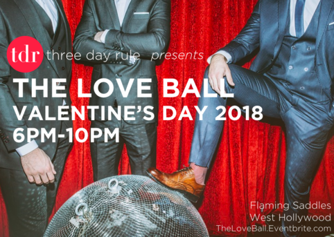 Tdr events page the love ball