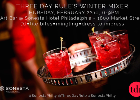 Tdr philly sonesta mixer