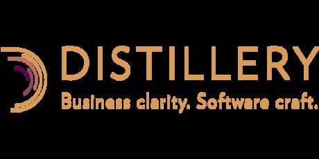 Logo distillery