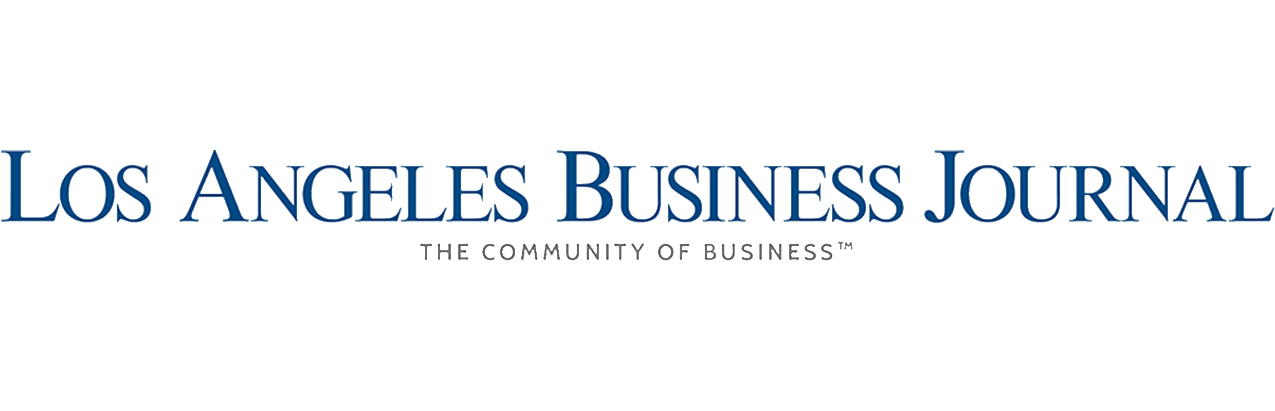 La business journal selected