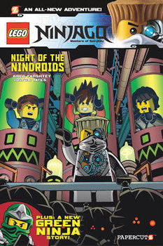 LEGO Ninjago #9: Night of the Nindroids