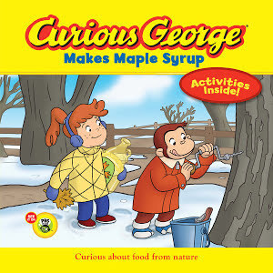 Curious George Makes Maple Syrup (CGTV)