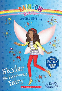 Skyler the Fireworks Fairy (Rainbow Magic: Special Edition)