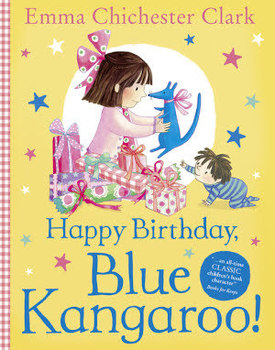 Happy Birthday, Blue Kangaroo! (Read Aloud)