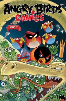 Angry Birds Comics, Vol. 6: Wing It