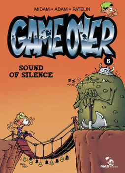 Trouve Un Livre Game Over Tome 06 Club De Lecture D Ete Td