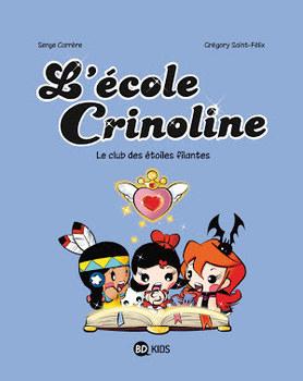 L'école Crinoline, Tome 04