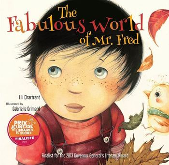 The Fabulous World of Mr. Fred