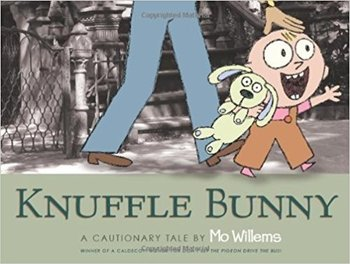 Knuffle Bunny: A Cautionary Tale Special Edition