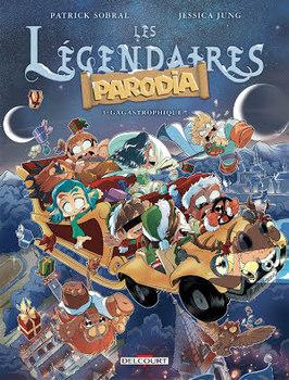 Légendaires - Parodia T03