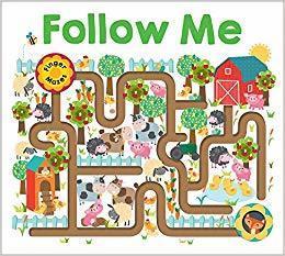 Maze Book: Follow Me