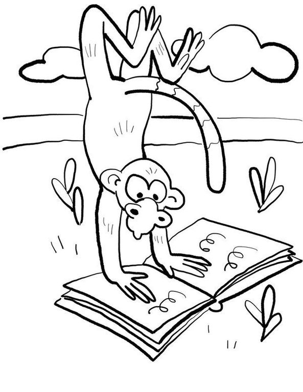 Colouring Sheets - Stuff to Do - TD Summer Reading Club