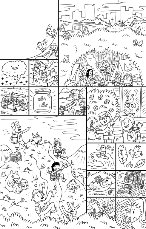 Page à colorier