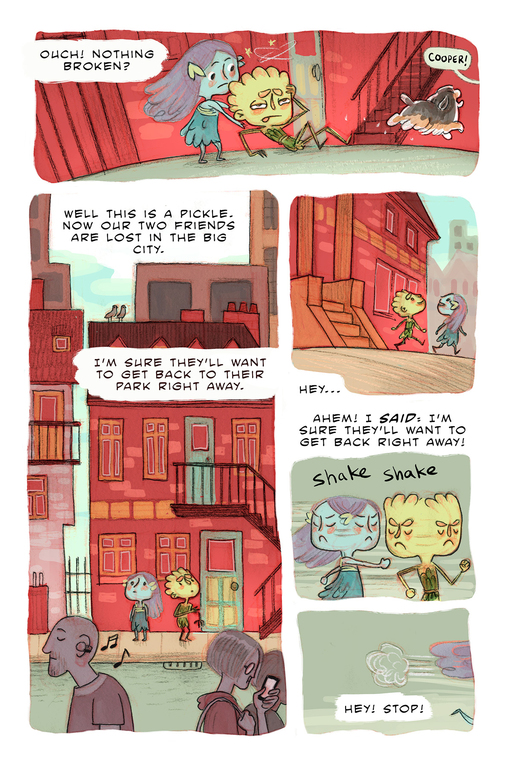Web Comic