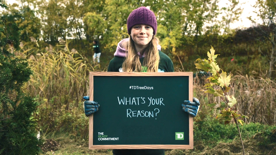 What's your reason to plant en