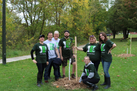 Td tree days staff
