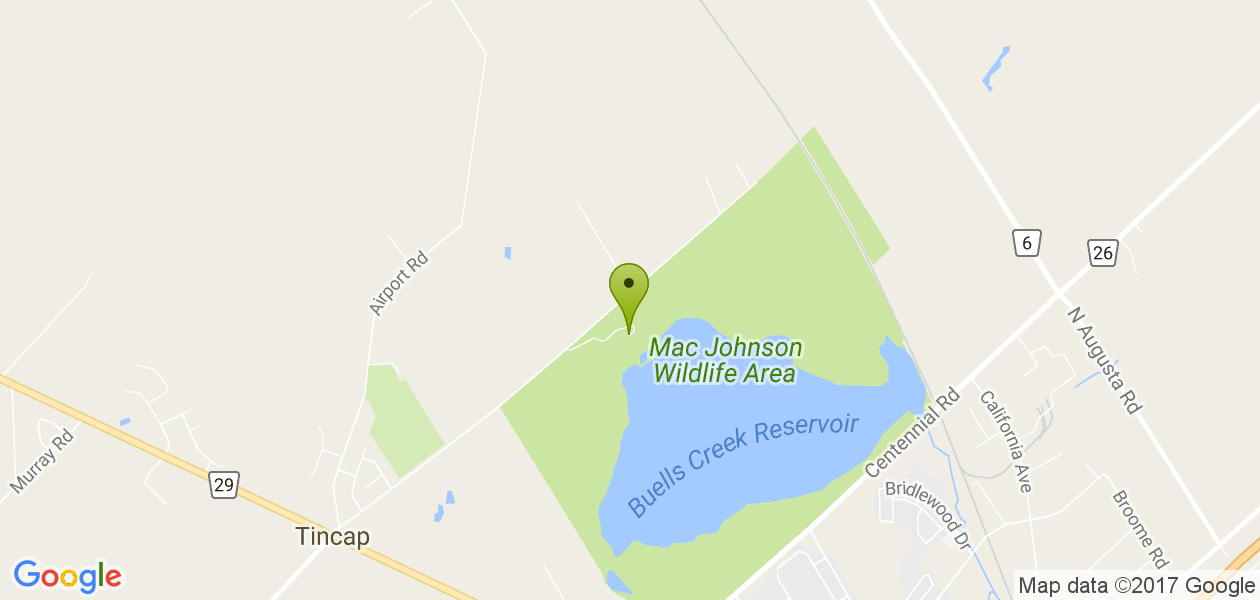 Mac Johnson wildlife Area